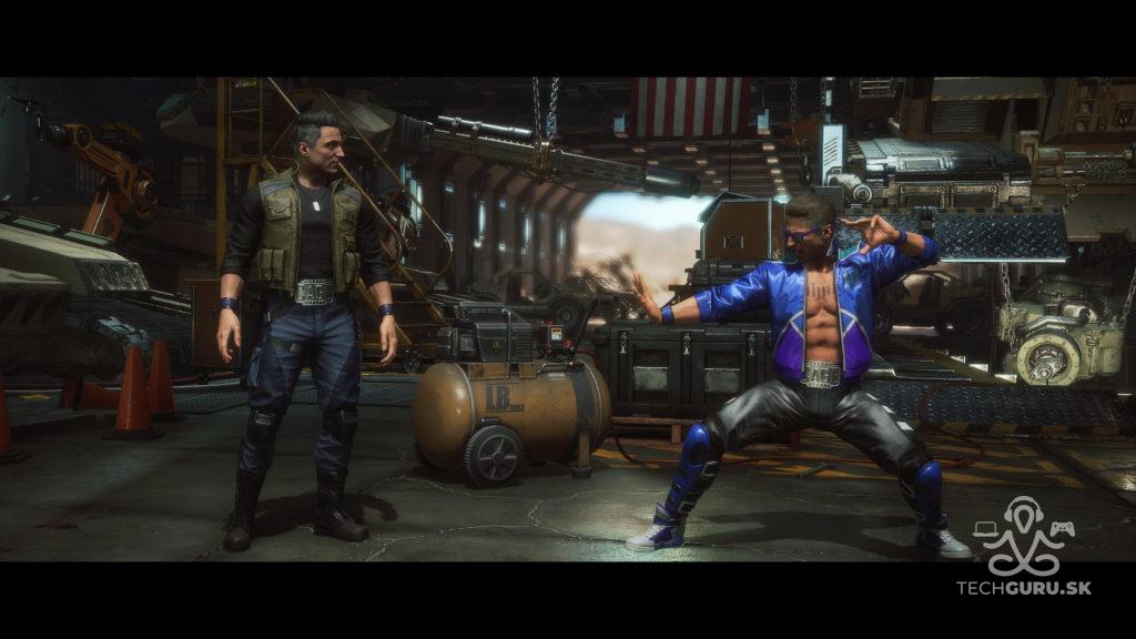 Mortal Kombat 11 Ultimate Edition - megarecenzia Ivo Ninja Edition