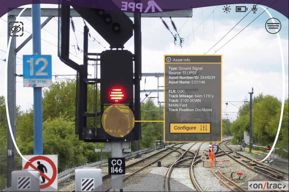 View of AR Změní rozšířená realita vlakovou dopravu?