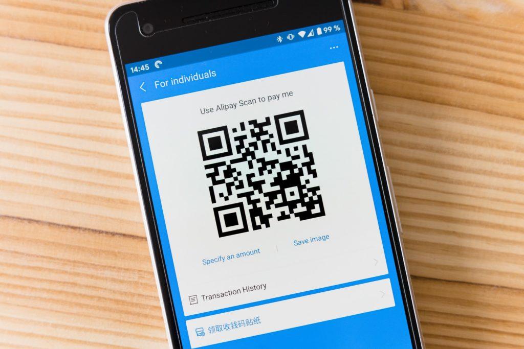 Alipay 5 největších trendů bezkontaktních plateb