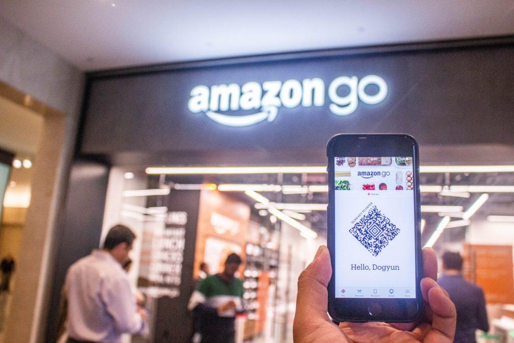 AmazonGO 5 největších trendů bezkontaktních plateb