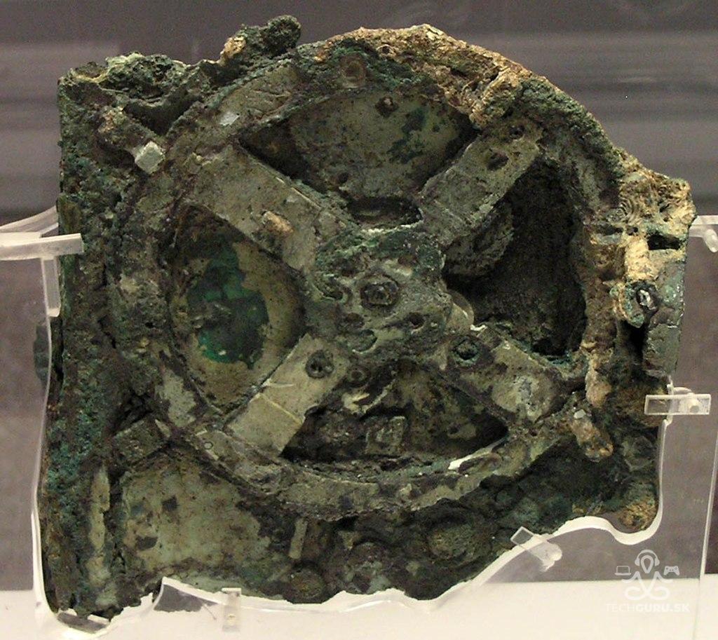 2000 let starý počítač