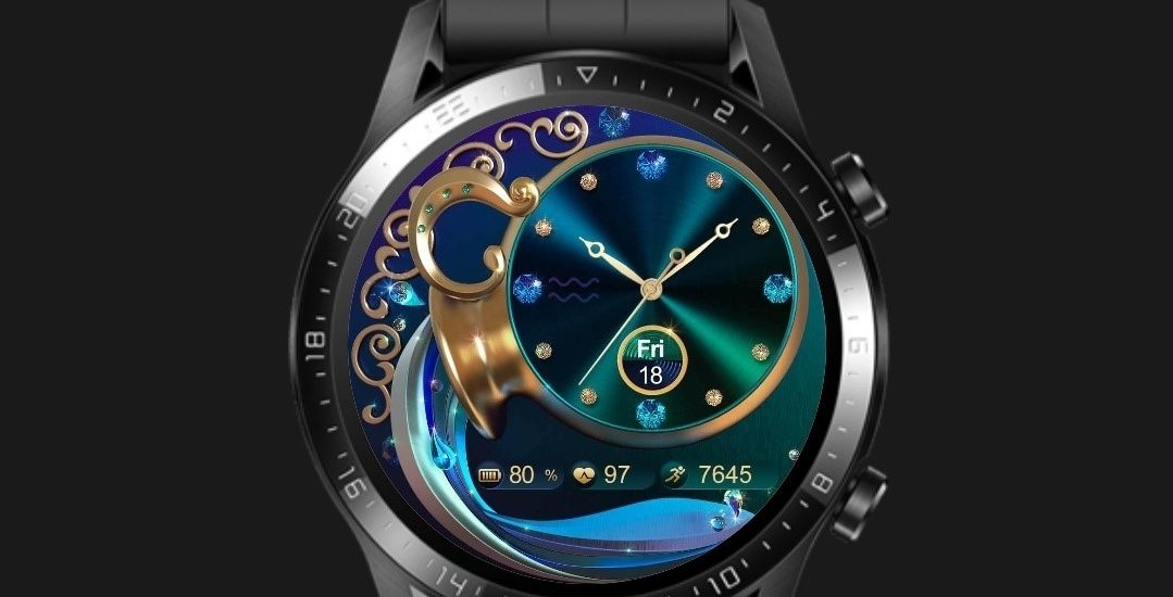 Takto vyzerajú ciferníky Watch GS Pro so znameniami zverokruhu