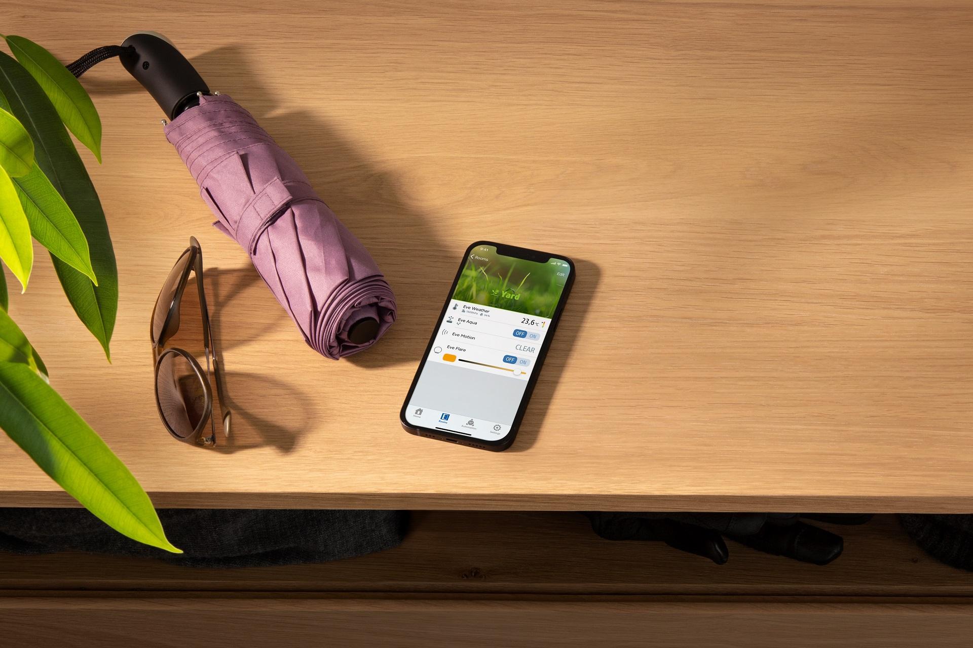 Eve Weather a Apple HomeKit zpřístupní data o počasí