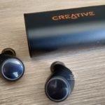 Slúchadlá Creative Outlier Air Sports V2 recenzia