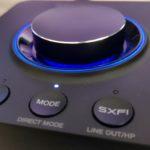 Externá zvuková karta Creative SoundBlaster X3 recenzia