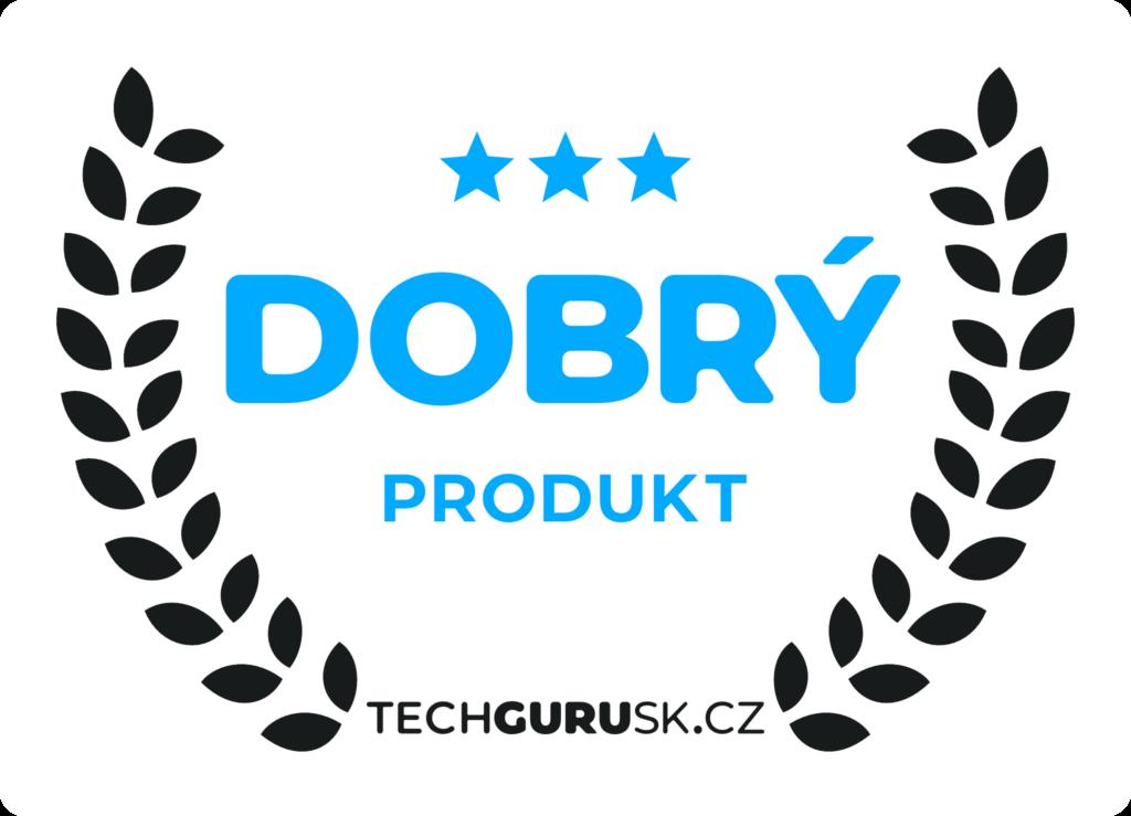 TechGuru SK/CZ - ocenenie dobrý produkt