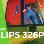 Philips 326P1H recenzia