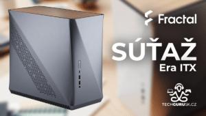 "Fractal Design Era ITX: mini ""dom"" pre vaše PC – recenzia"