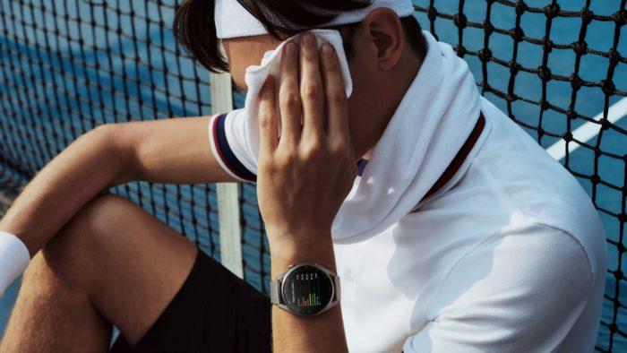 Huawei Watch 3 na športovcovi