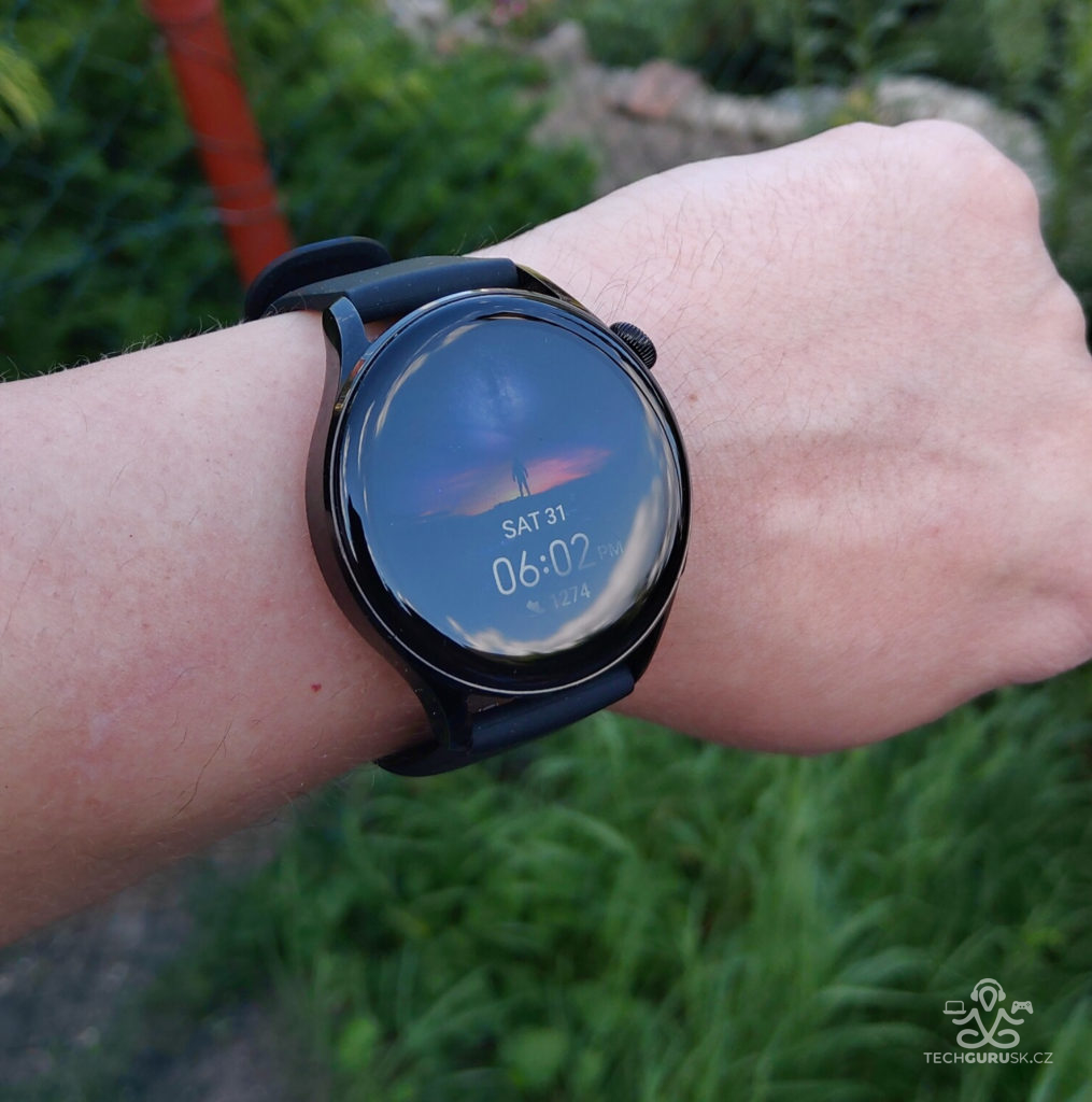 Huawei Watch 3: veľký displej, množstvo funkcií a elegantný dizajn - recenzia