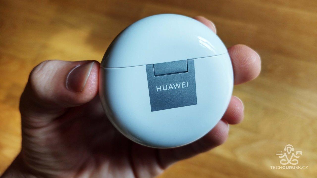Huawei FreeBuds 4 nabijacie puzdro
