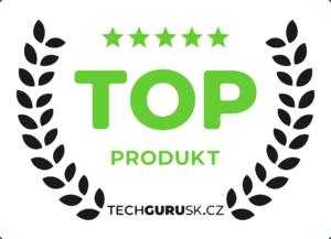 Ocenenie TOP Produkt od TechGuru