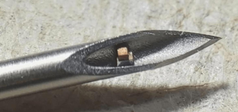 nejmenší čip
