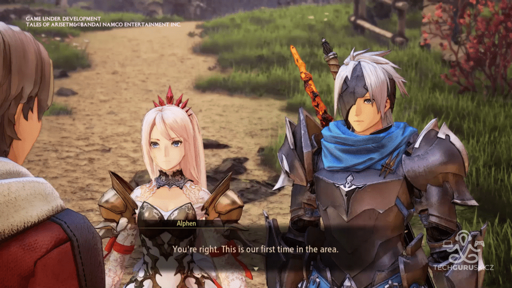 tales of arise dialogue