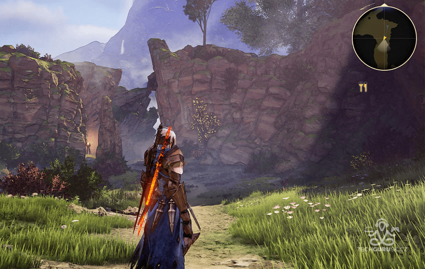 Tales of Arise graphic