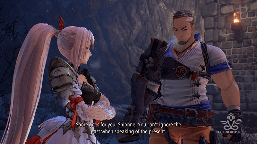 Tales of Arise Shion